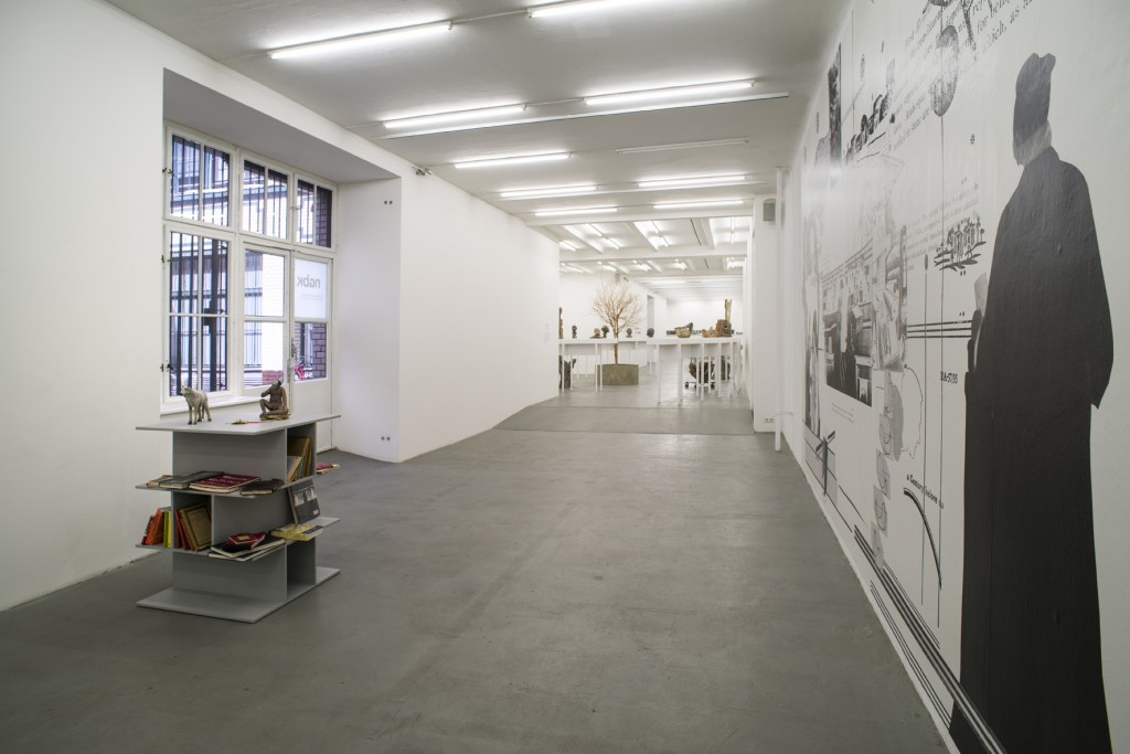 Otolith Group, NGBK, Berlin